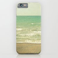 iPhone & iPod Case featuring The Sea, the Sea by Cassia Beck
