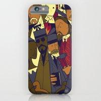 Django Unchained iPhone 6 Slim Case