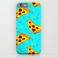 iPhone Cases featuring Pizzixel by nico!