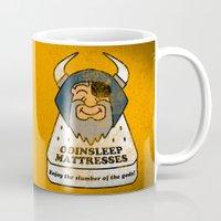 Odin - Odinsleep Mattresses Mug