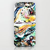 iPhone & iPod Case featuring ---- You All The Time // Jeremih (Shlohmo remix) by l.w.