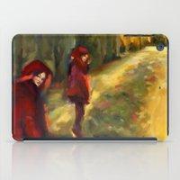 Agnes - Autumn iPad Case