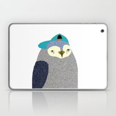 Penguin Dude, penguin art, penguin illustration, penguin, penguin print,  Laptop & iPad Skin