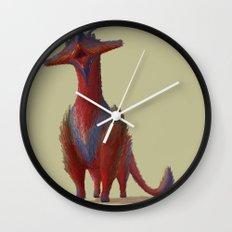 Beak Wall Clock