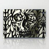 iPad Case featuring Skull by Ali GULEC