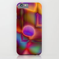 Geometry And Color iPhone 6 Slim Case
