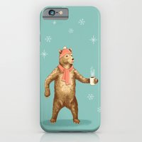iPhone & iPod Case featuring Polar Bear by Fresh Prints