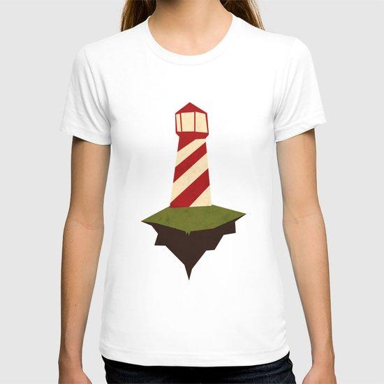 A Light house T-shirt