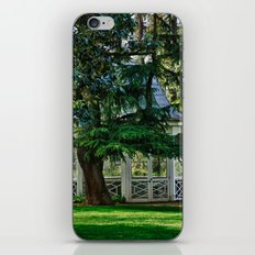 Harrison Gazebo iPhone & iPod Skin