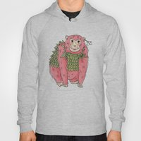 Peachtree The Chimp In R… Hoody