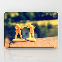 Brothers In Till The End iPad Case