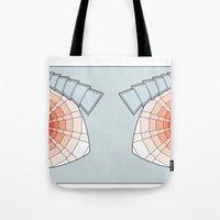 Eye Robot Tote Bag