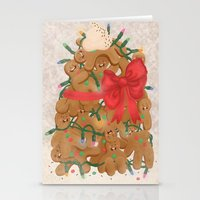Merry Christmas From Gin… Stationery Cards