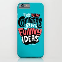 Living With Computers Gi… iPhone 6 Slim Case