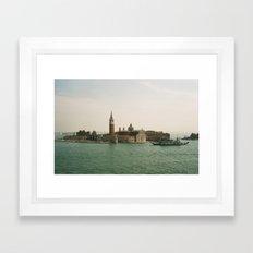 VENICE VI Framed Art Print