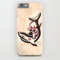 Kewpie On A Shark iPhone 6 Slim Case