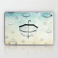 wishing for rain Laptop & iPad Skin