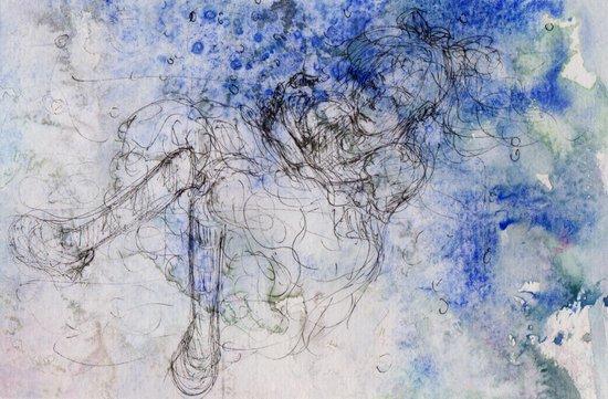 The Pool Of Tears Art Print