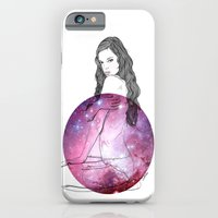 iPhone & iPod Case featuring We Are All Made of Stardust #3 by Cisternas