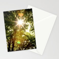 The Sun's Rays Stationery Cards