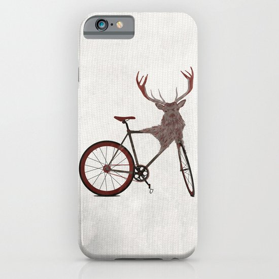 Stag Bike iPhone & iPod Case