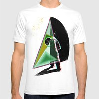 SiFu°^ Mens Fitted Tee White SMALL