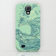 Ocean Breath Galaxy S4 Slim Case