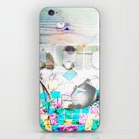 Xekdjeuqs iPhone & iPod Skin