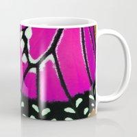 Butterfly wing Mug