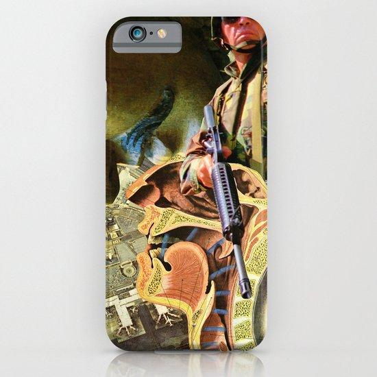 Near Kiss iPhone & iPod Case