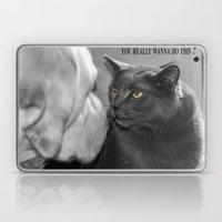 You Really Wanna Do This… Laptop & iPad Skin