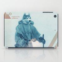Husky Exploration iPad Case