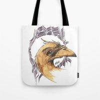 SAINT BIRD OF PARADISE  Tote Bag