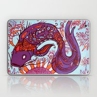 Space Koi koi Laptop & iPad Skin