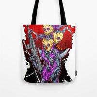 METAL MUTANT 2 Tote Bag