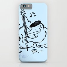 Ape Plays Bass iPhone 6 Slim Case