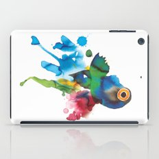COLORFUL FISH 2 iPad Case
