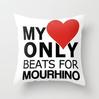 ONLY FOR ME Throw Pillow