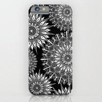 Mandala Negative iPhone 6 Slim Case