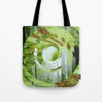 Forest Trips. Tote Bag