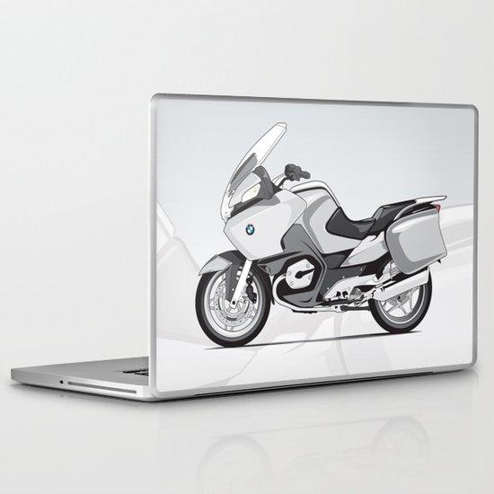 RT-1200 (Dad's Ride) Laptop & iPad Skin