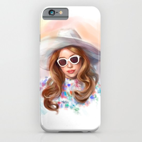 Mother Monster in  LA iPhone & iPod Case