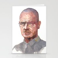 Breaking Bad (Walter Whi… Stationery Cards