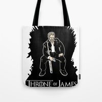 Throne Of James Tote Bag