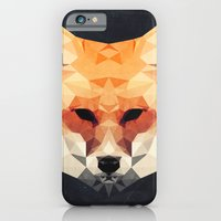 iPhone & iPod Case featuring Island Fox by Leigh Wortley