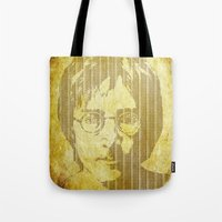 There is a MAGI in Imagine Tote Bag