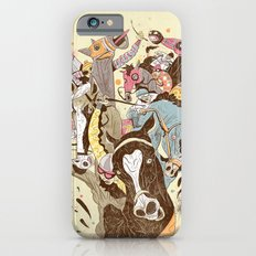 The Great Horse Race! iPhone 6 Slim Case