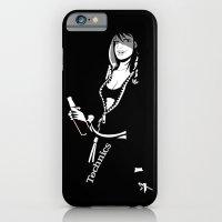 Twelve Tens - Black iPhone 6 Slim Case