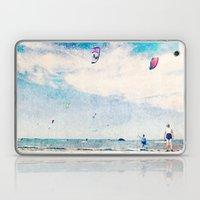 Kite Sailing  Laptop & iPad Skin