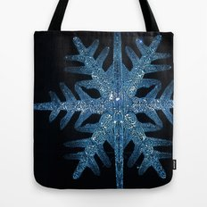 Christmas Time in the City Tote Bag